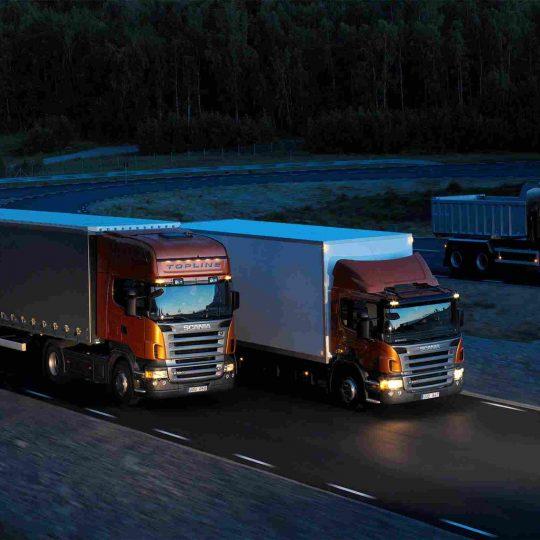 http://www.tenl.net/wp-content/uploads/2015/09/Three-orange-Scania-trucks-3-540x540.jpg